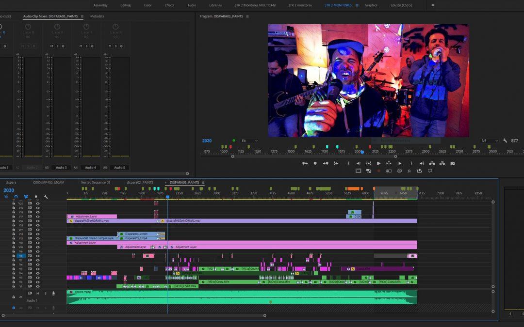 Edición de Vídeo: Configuración de Proyectos 02