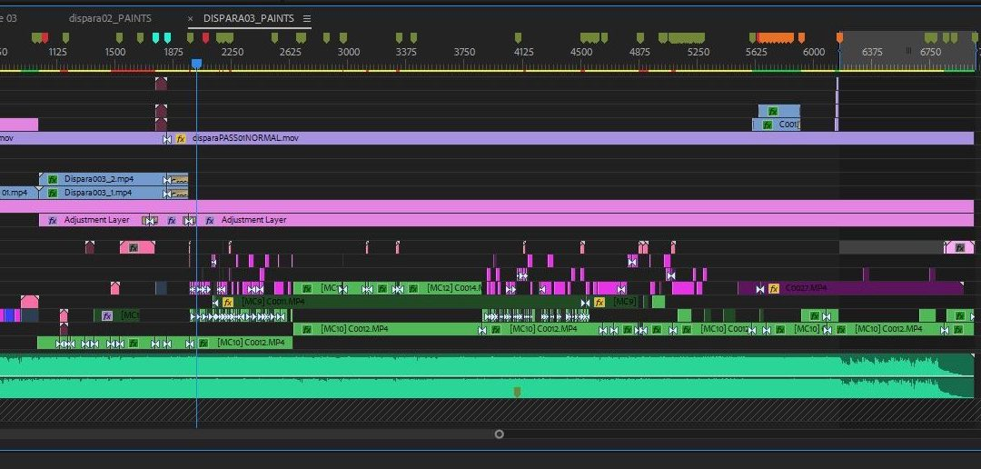 Edición de Vídeo: Configuración de Proyectos 01