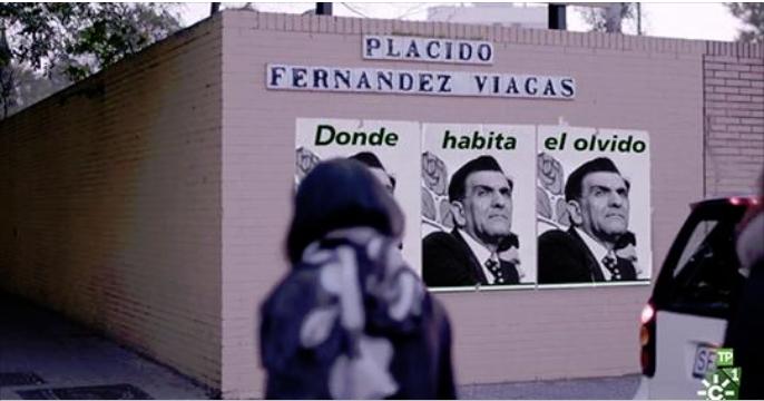 Placido Fernández Viagas. Donde habite el olvido
